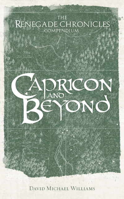 cover of Capricon and Beyond
