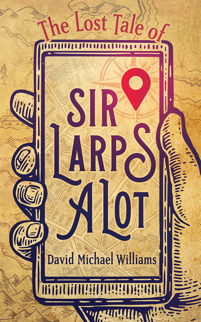 cover of The Lost Tale of Sir Larpsalot