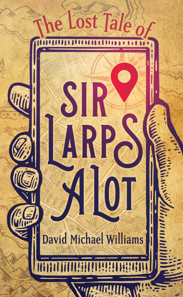 Cover for The Lost Tale of Sir Larpsalot